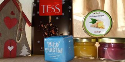 Чайно-медово-шоколадное счастье от любимого сайта!