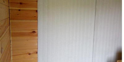 Секрет простого и дешевого способа утепления летнего домика своими руками