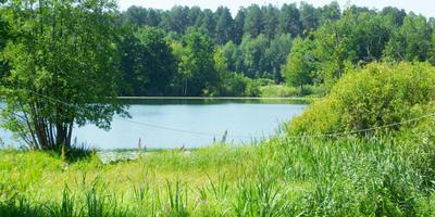 Ближайшее озеро