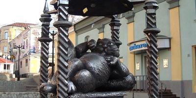 Алабрыс - кот Казанский