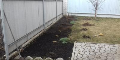 Как облагородить клумбы и газон?