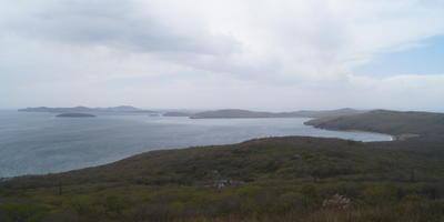 Форты острова Русский