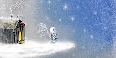 23 декабря - День Снежных Ангелов. Поздравляю!