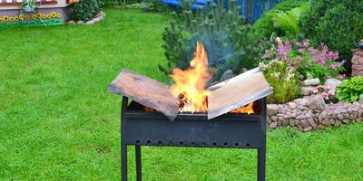 Дача пахнет дымом от мангала... Чем полезен дачный отдых?