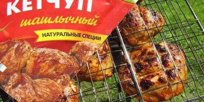 Куриное бедро-гриль