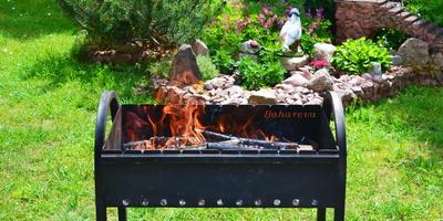 Рулетики-гриль из свинины с баклажанами