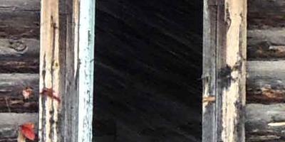 Наличники 2017 г деревень Причулымья, или Обратная дорога из села Кирчиж