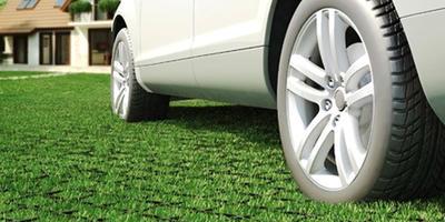 Кто-нибудь использовал газонную решетку для парковки авто? Поделитесь отзывами