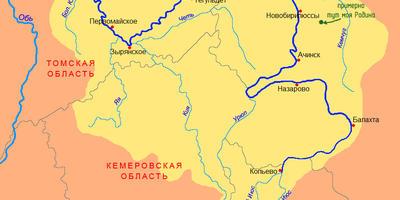 Поиск истоков реки Чулыма, или Очередное автопутешествие по Сибири