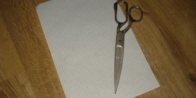 Оригами. Самолётик из бумаги