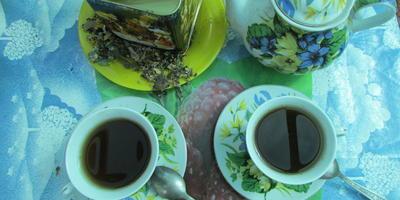 Бадановый чай