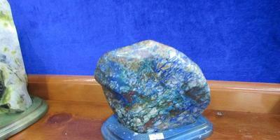 Царство Камней и Литотерапия