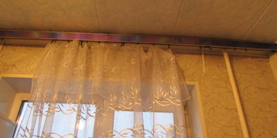 Как я творю шторы