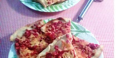 Пицца для пикника!!!