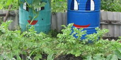 Нарядное приготовление компоста