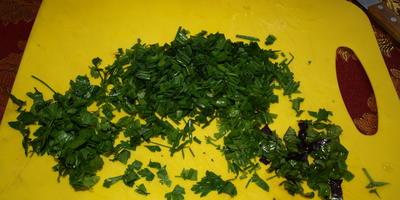 Лёгкий овощной салат с капустой