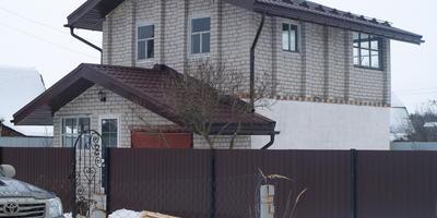 Ремонт, или Превращаем старенький дом в новый! Продолжение... Да здравствует новая крыша!