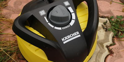Тестирование минимойки Kärcher K5 Compact Home с насадкой T-Racer