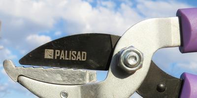 Тестирование сучкореза с наковальней PALISAD. Исследование инструмента и замечания