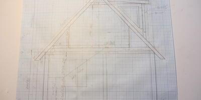 Строим домик у берёзы. Этап первый - фундамент