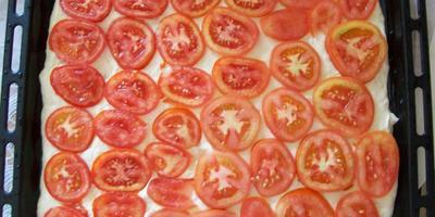 Очередной урожай Любаши F1 на будущей пицце