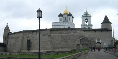 Путешествие. Псков и Псковская область