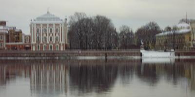 По каналам и рекам Санкт-Петербурга