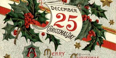С прекрасным праздником Рождества Христова