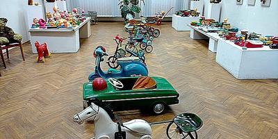 Игрушки для детей в СССР