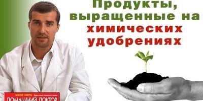 Первая зелень. Как спокойно есть продукты, выращенные на химических удобрениях?