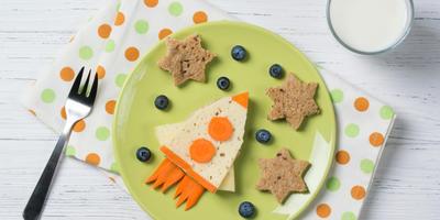 10 вкусных и полезных блюд для будущих космонавтов