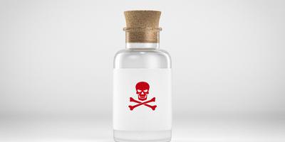 Первая помощь при химическом ожоге