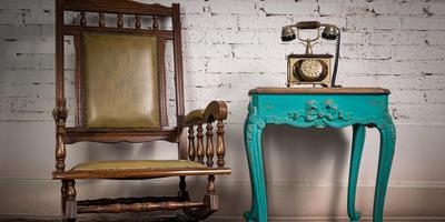Обновляем старую мебель. Новая жизнь любимых вещей