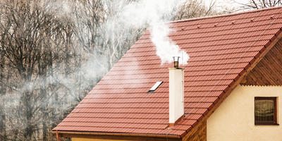 Как правильно сделать дымоход для твердотопливного котла