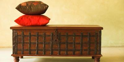 Необычная мебель: ящики как основа мебельного гарнитура