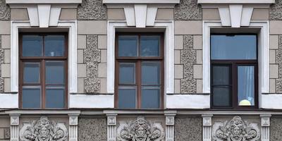 Штукатурка для фасада: практично, надёжно, красиво