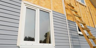 Чем обшить дачный домик: обзор вентилируемых фасадов