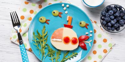 Еда для детей, от которой без ума даже взрослые