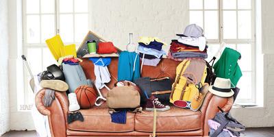 Скажите хламу «Нет»: 5 легких шагов к чистоте