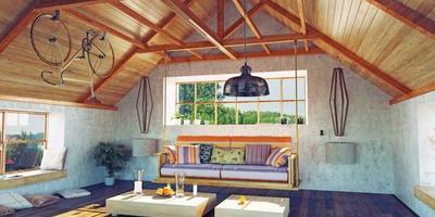 Мансарда: новые аргументы в пользу жилого чердака