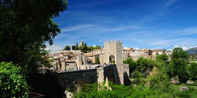 Каталонская глубинка