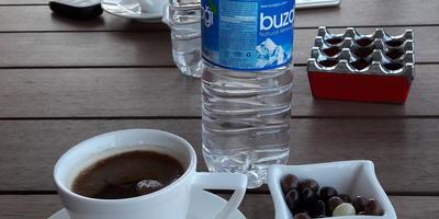 Разговор за утренней чашкой кофе