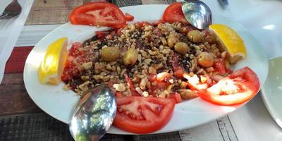 Салат Гавурда (Gavurdağı Salatası)
