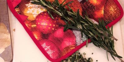 Соленая семга (подготовка к Новому году)