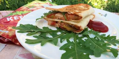 Мексиканская кесадилья - прекрасное начало пикника