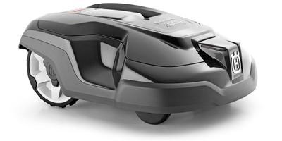 Новый модельный ряд аккумуляторных газонокосилок-роботов Husqvarna Automower®