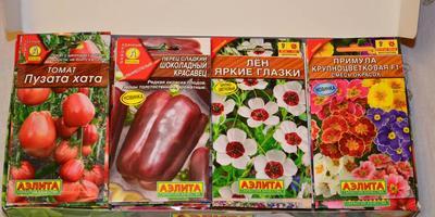 """Получил приз от агрофирмы """"Аэлита"""""""
