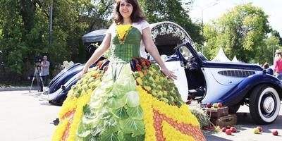 В столице открылся Международный фестиваль садов и цветов Moscow Flower Show