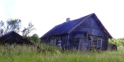 Покинутые деревни. Не только в России