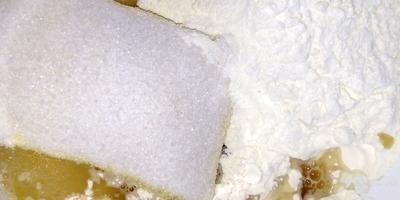 Печенье малиновое с тёртой крошкой